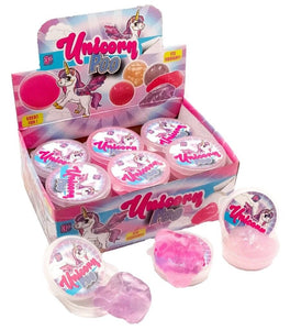 Magic Unicorn Glitter Putty