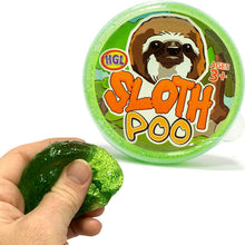 Sloth Poo Putty