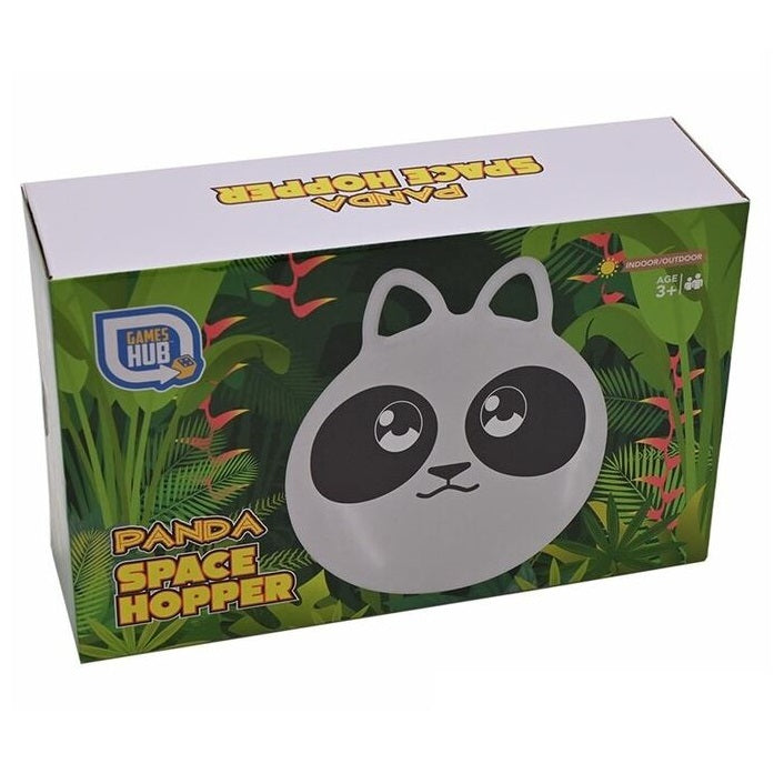 Inflatable Panda Space Hopper
