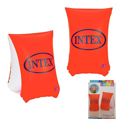 Intex Orange Armbands 6-12 Years