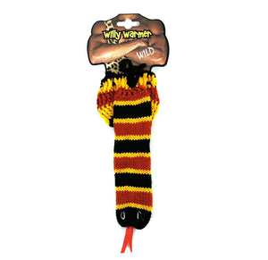 Knitted Willy Warmer