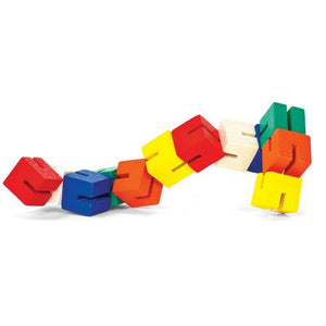 Wooden Twisty Blocks