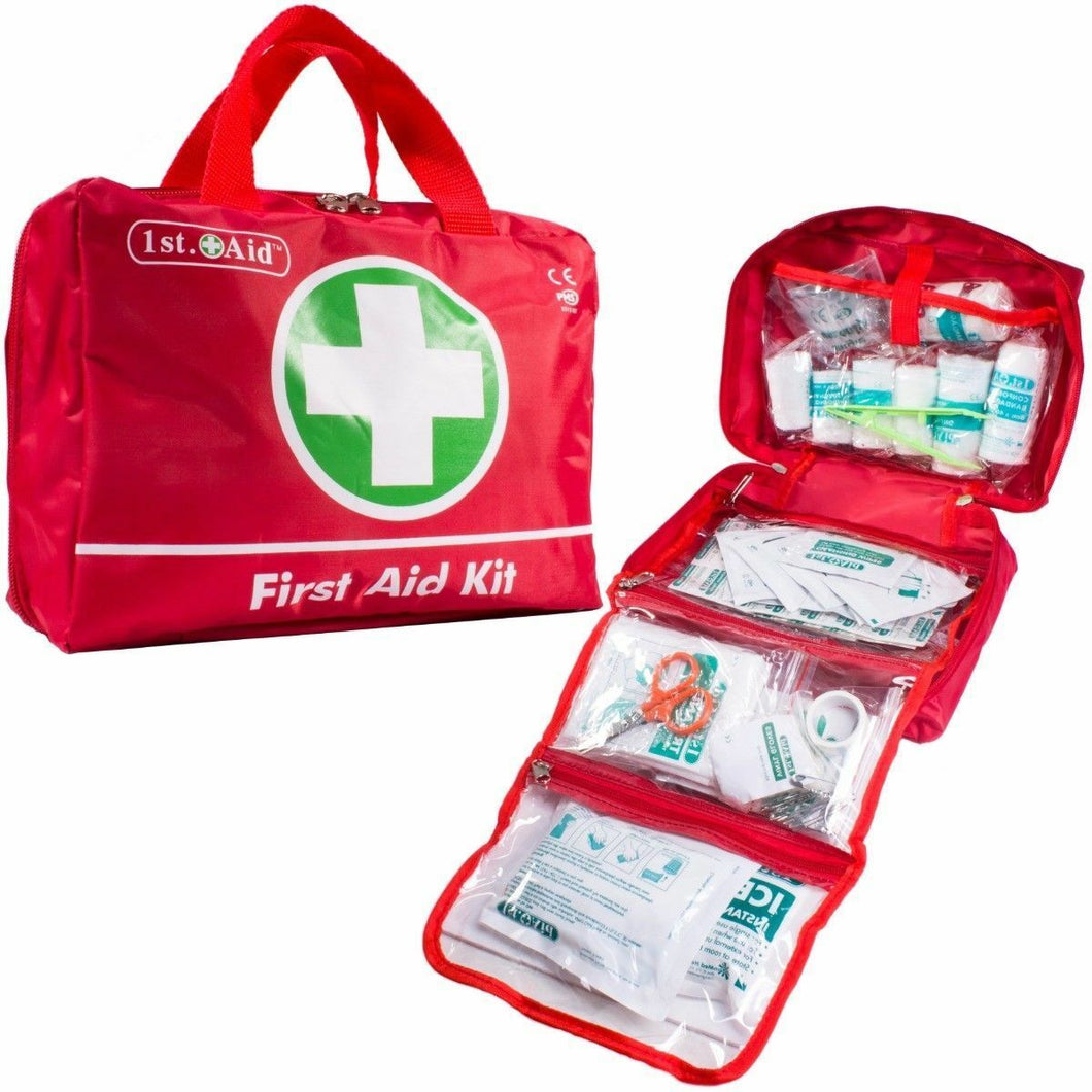 70 Piece Deluxe First Aid Kit