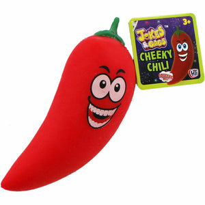 Stretchy Cheeky Chilli