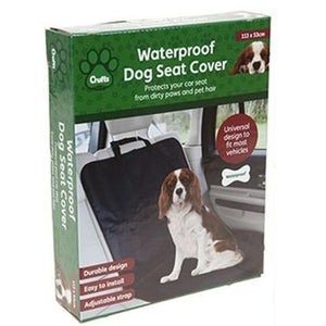 Waterproof Dog Car Seat Cover