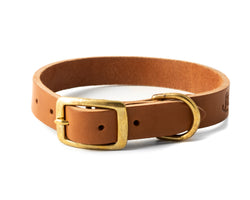 Dog Collar | London Tan