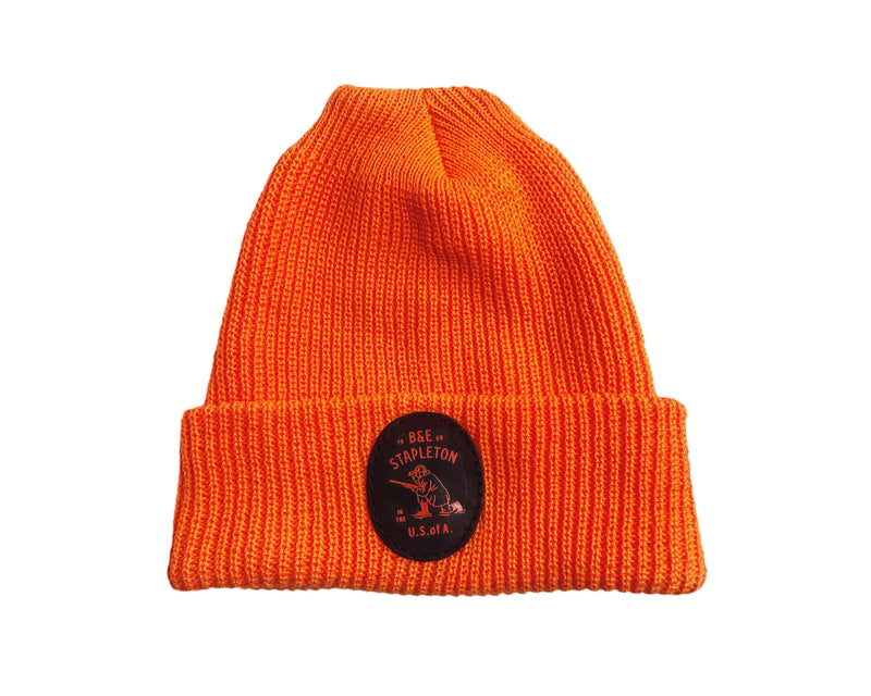 Hunter Watch Cap | Blaze Orange