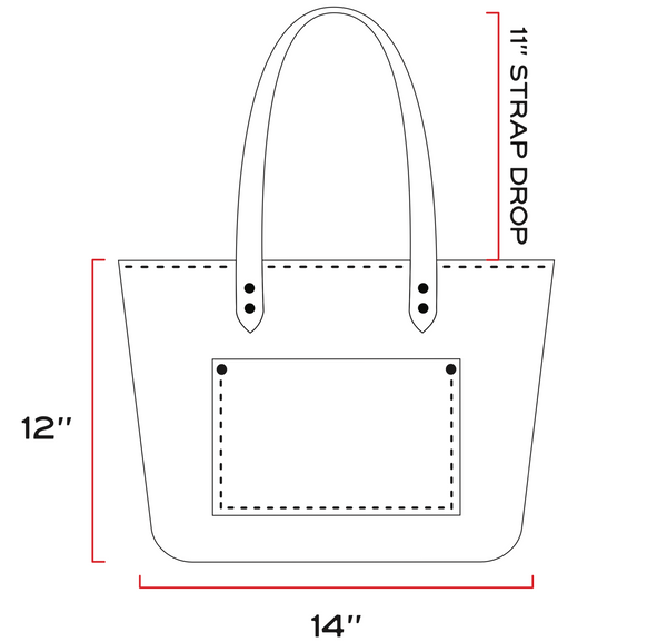 Large Standard Tote