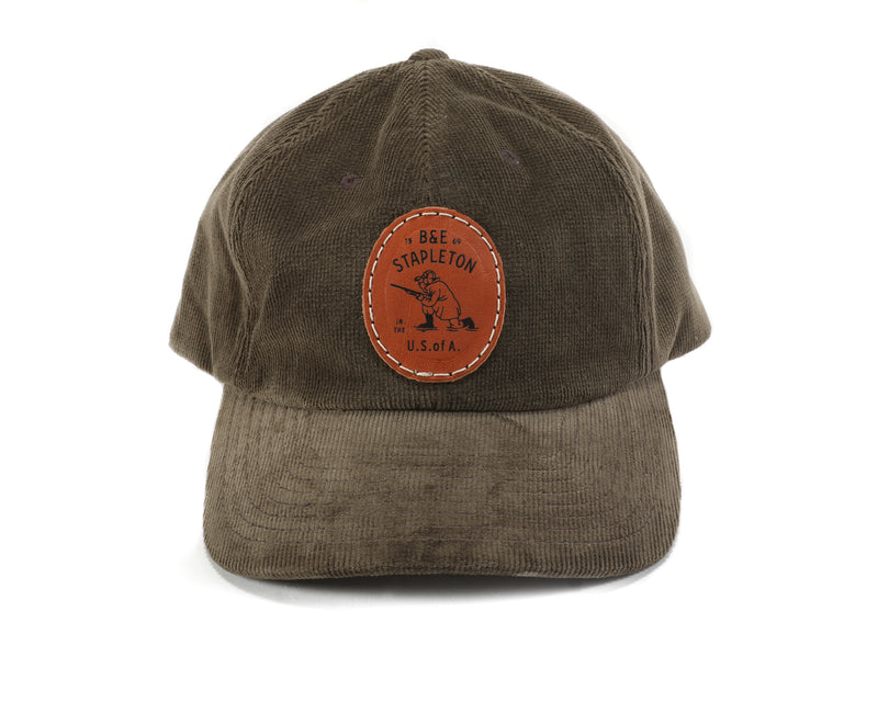 Stapleton Hunter Cord Hat