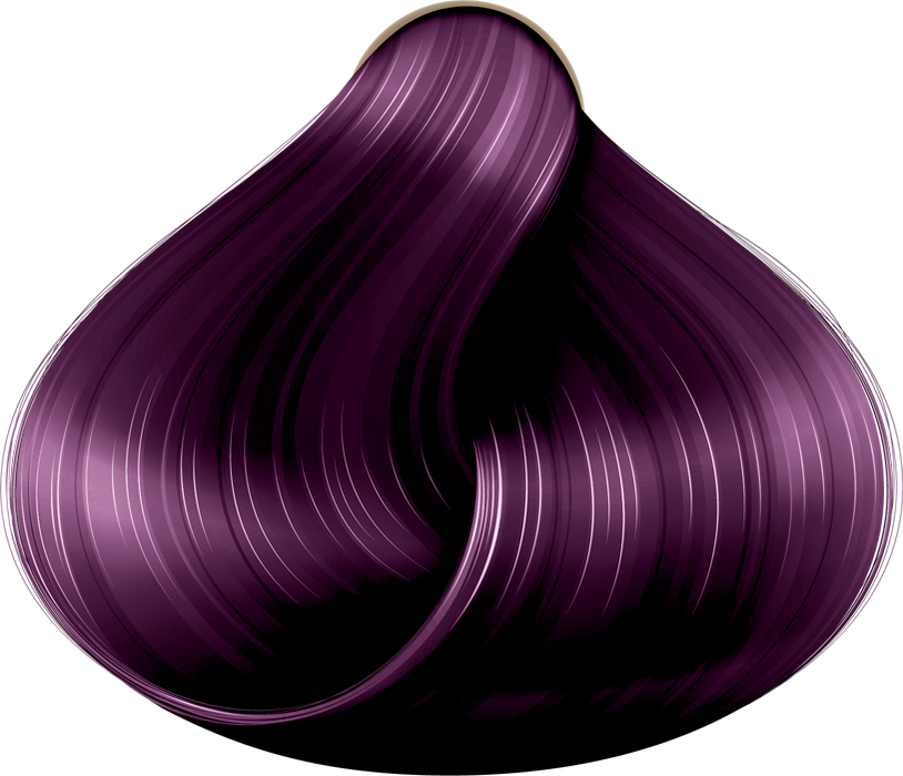 Artease Color-Brown Violet 4/6
