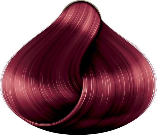 Artease Color-Dark Blonde Violet Mahogany 66/65