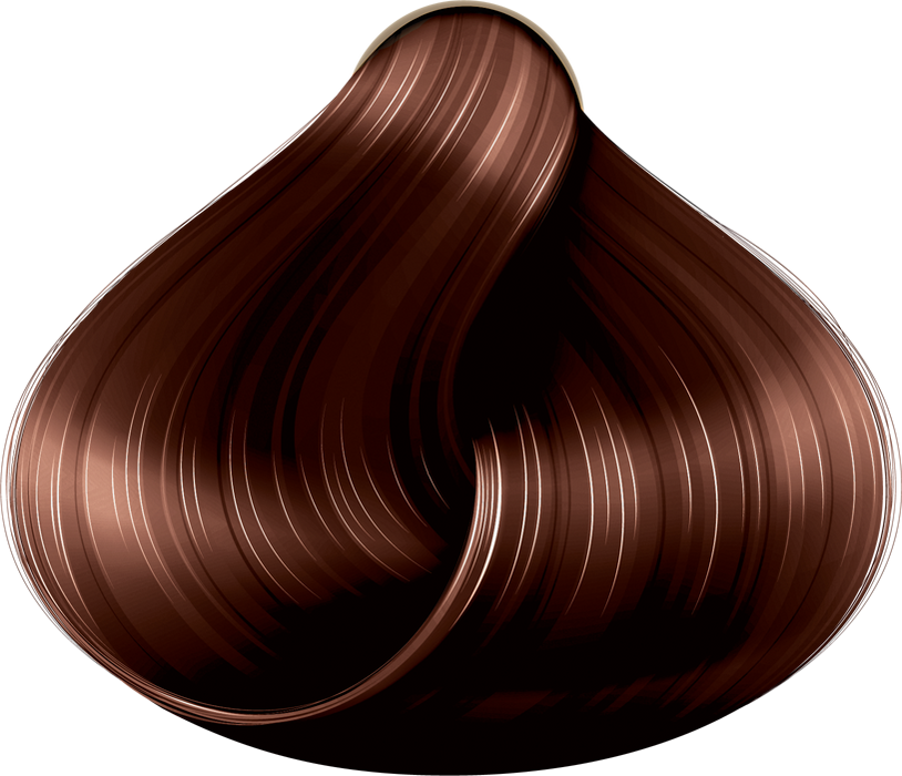 Artease Color-Dark Blonde Brown Mahogany 6/75