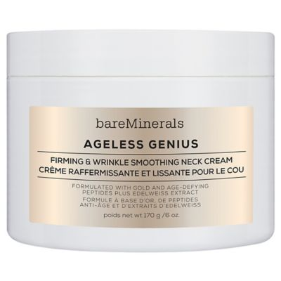 AGELESS GENIUS FIRMING & WRINKLE SMOOTHING NECK CREAM