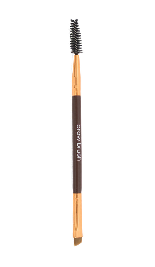 Billion Dollar Brows-Angled Brow Brush/Spoolie with Box