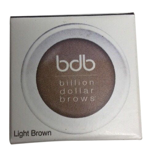 Billion Dollar Brows-Light Brown Brow Powder with Box