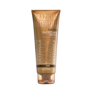 Brazilian Blowout Acai Daily Smoothing Serum 8oz