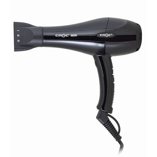 CROC - Hybrid Dryer Black