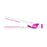 CROC - Plug In Mini Iron - Pink
