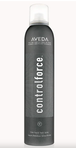 Control Force firm hold hair spray