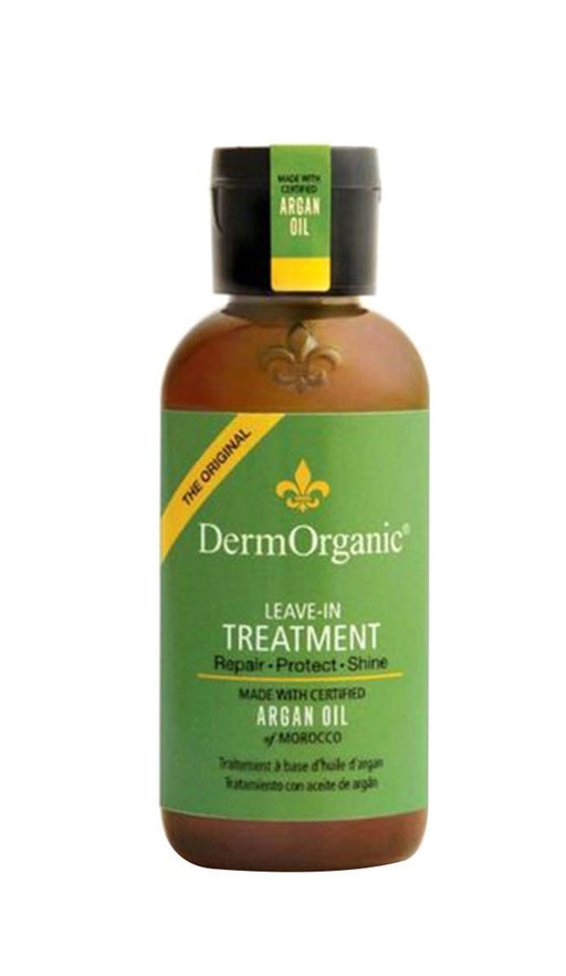 Derm Organic Argan Oil Leave-In Treatment .7oz/5ml