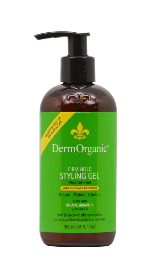 Derm Organic 70% Hair Styling Gel 10oz