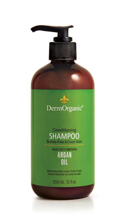 Derm Organic Travel Gift:..1-Conditioning Shampoo 1oz..1-Repair Masque 1oz..1-Leave-In Treatment 5ml