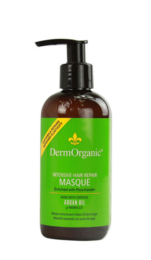 Derm Organic Intensive Masque Hair Repair 8oz