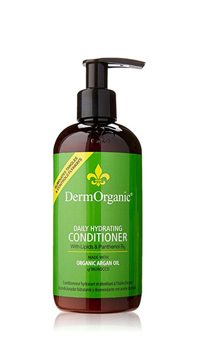 Derm Organic Daily Hydrating Conditioner 70% Organic 10oz