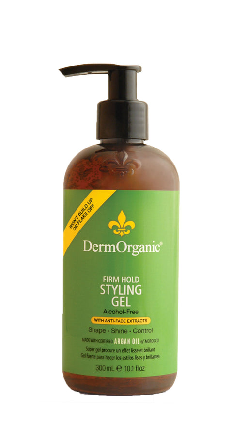 Derm Organic Firm Hold Styling Gel 10oz
