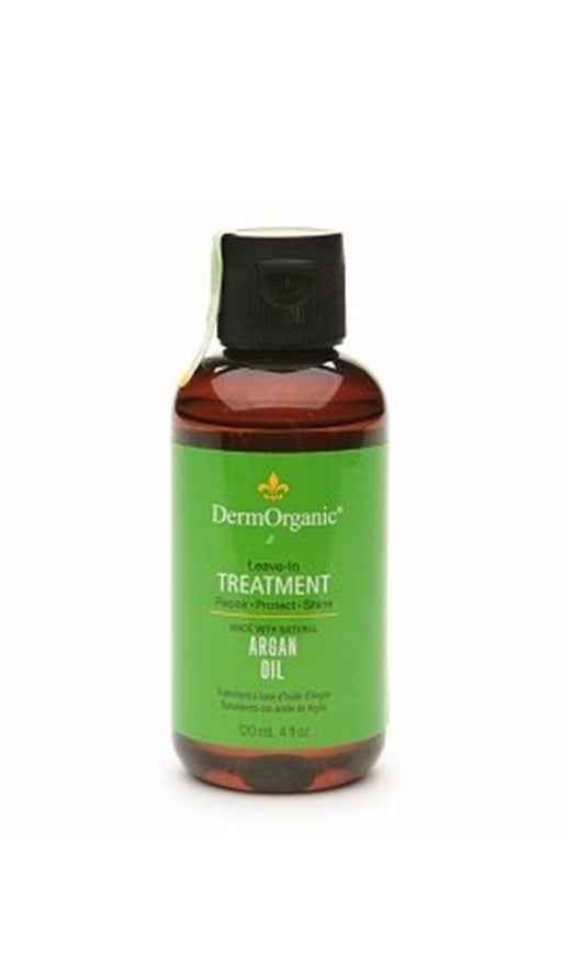 Derm Organic Leave-In Hair Treatment 4oz