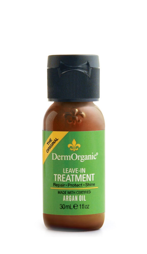 Derm Organic Leave-In Hair Treatment 1oz