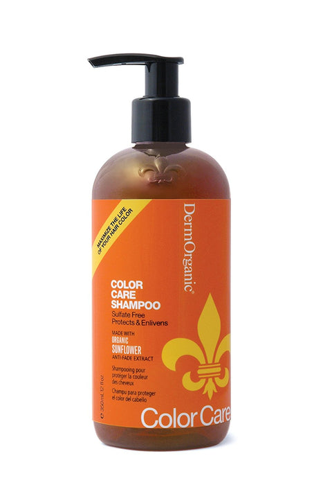 Derm Organic Color Care Shampoo 12oz