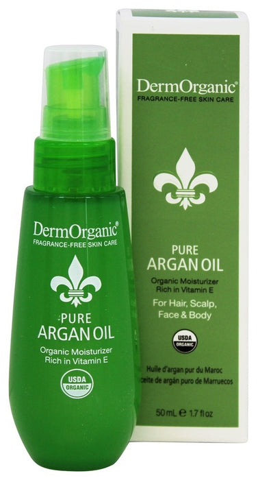 Derm Organic Pure Argan Oil 1.7oz