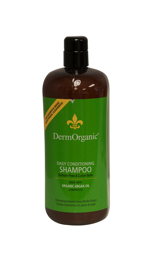 Derm Organic Daily Conditioning Shampoo 70% Organic 33.8oz