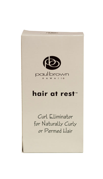 Paul Brown-Hair At Rest