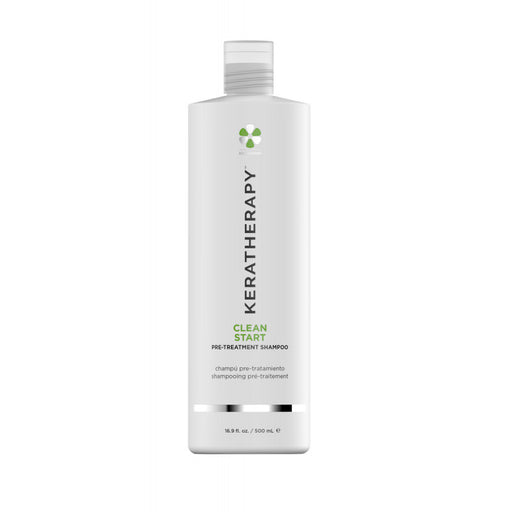 KERATHERAPY CLEAN START PRE-TREAT SHAMPOO