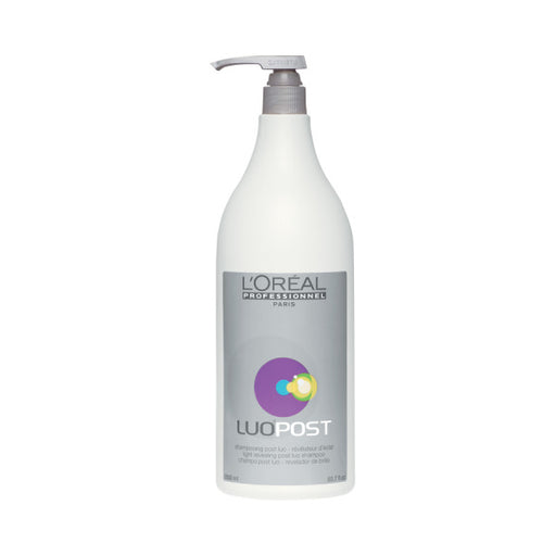 L'OREAL PROFESSIONNEL LUO POST AFTER COLOR SHAMPOO 50.7oz