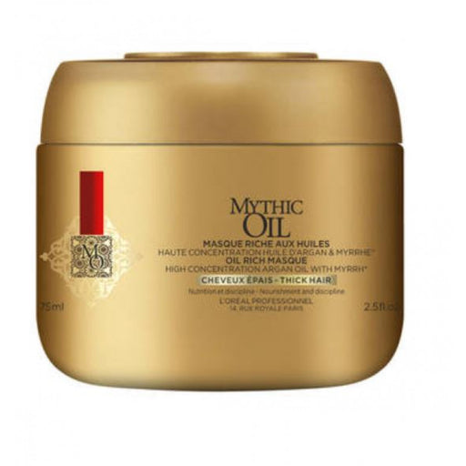 L'OREAL PROFESSIONNEL MYTHIC OIL RICH MASQUE FOR THICK HAIR