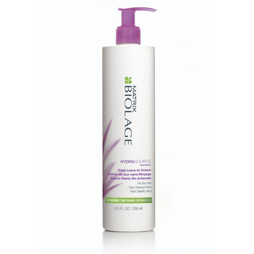 MATRIX BIOLAGE HYDRASOURCE DAILY LEAVE IN CREAM