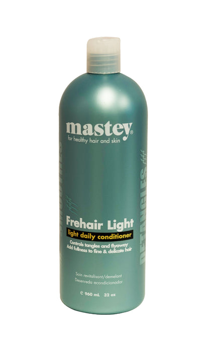 Mastey Frehair Light Daily Conditioner 32oz