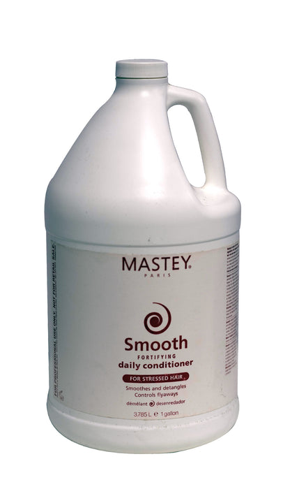 Mastey Smooth Daily Conditioner for Damage 1 Hair Gallon