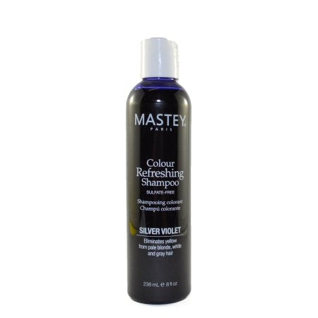 Mastey Color Refreshing Shampoo-Silver Violet 8oz