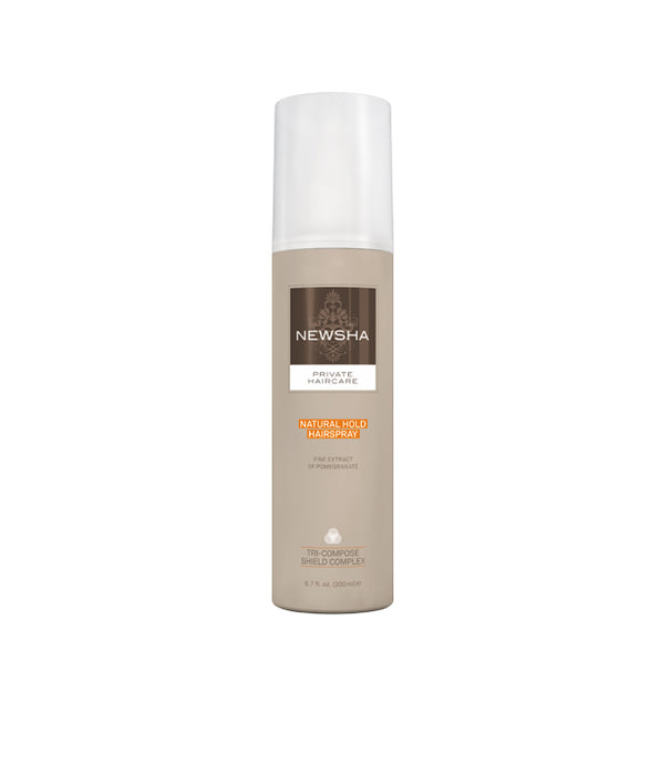 Natural Hold Hairspray 200ml/6.7oz