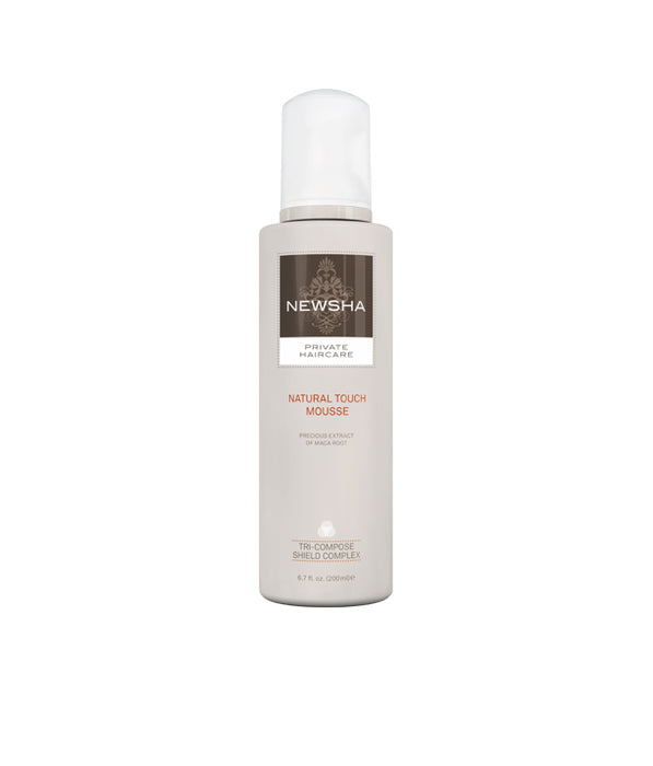 Natural Touch Mousse 200ml/6.7oz