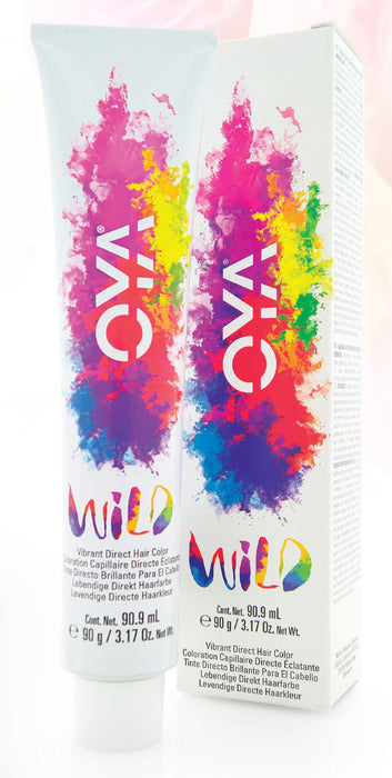 Oya Wild Promotion - Purchase 26 Tubes & Get A Free Oya Wild Backpack & Color Chart