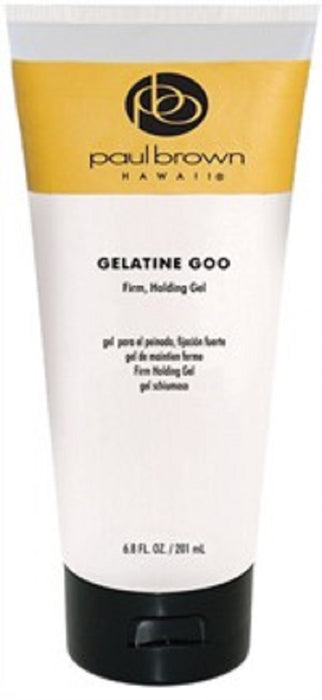 Paul Brown-Gelatine Goo Gel 6.8oz