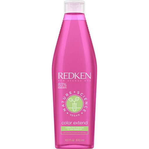 REDKEN NATURE + SCIENCE COLOR EXTEND SHAMPOO
