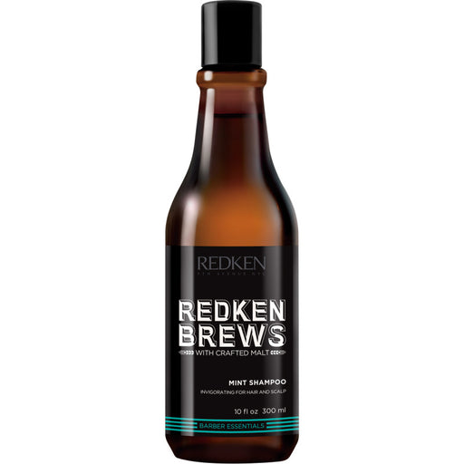 REDKEN BREW MINT CLEAN SHAMPOO