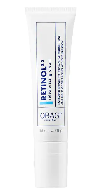Retinol 0.5 Retexturizing Cream