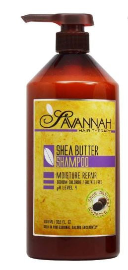 Shea Butter Treatment Shampoo 33.8oz